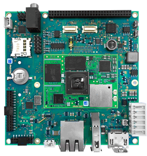 SBC phyBOARD-Polaris i.MX 8M