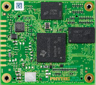 phyCORE-AM335x