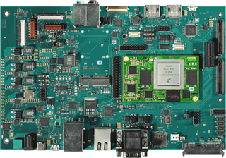 iMX8 Development Board