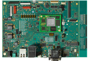 phyCORE-i.MX 8X Carrier Board