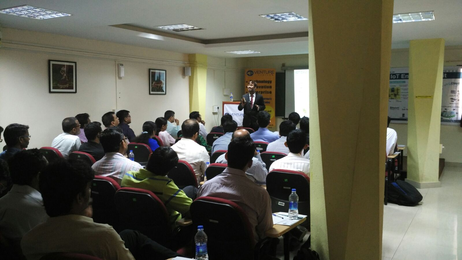 PHYTEC INDIA conducted IoT Tech Day @ Venture Center, Pune on 11th Feb 2016