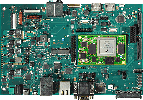 Nxp  Freescale Imx8 Quadmax  Quadplus Computer On Module